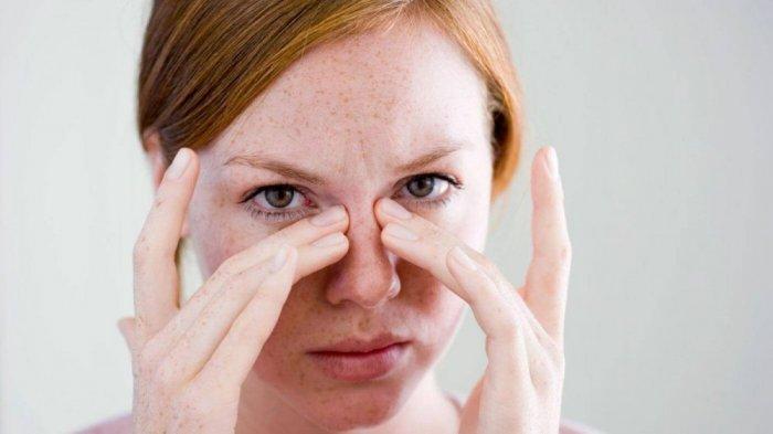 علاج انسداد الأنف في المنزل