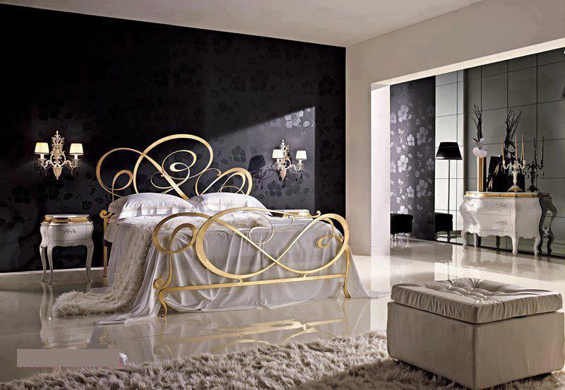 غرف-نوم-باللون-الذهبي302