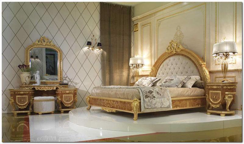 غرف نوم كلاسيك1