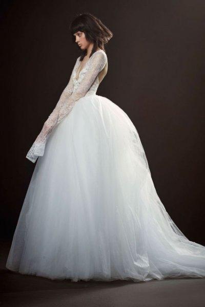 فستان-عرس-منفوش