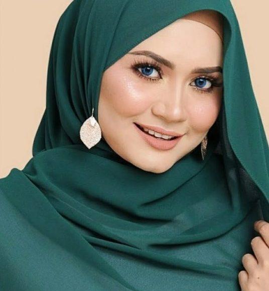 حجاب اخضر