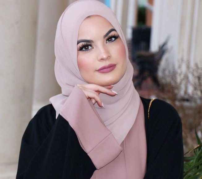 لفة-حجاب-أومية-زين