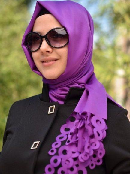 الحجاب التركي