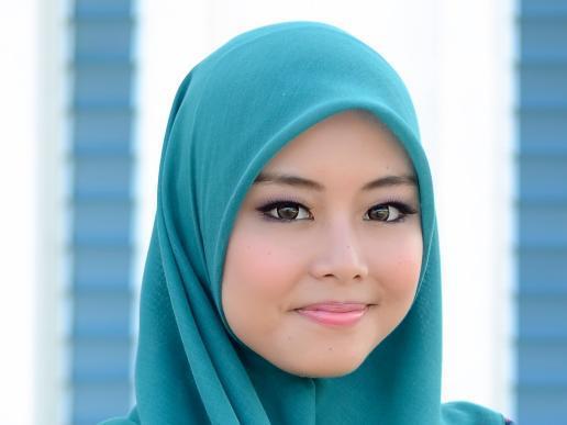 لفة-حجاب-دائرية