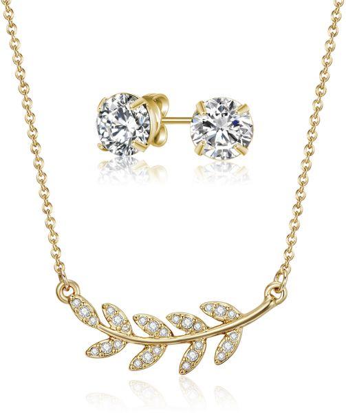 مجوهرات ذهبية للمناسبات اليومية2