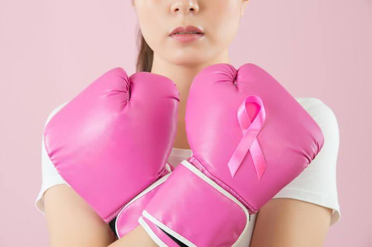 محاربة سرطان الثدي