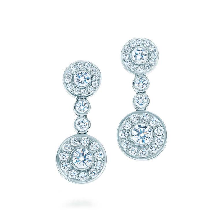 موديلات اقراط من الماس 20185