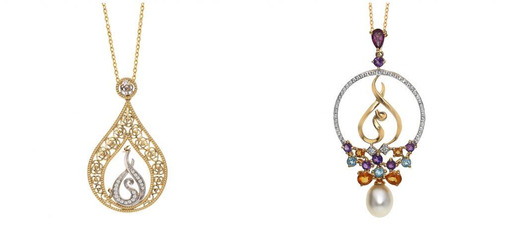 هدايا عيد الام من مجوهرات داماس