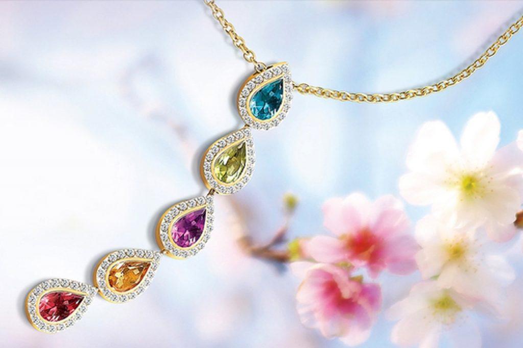 هدايا عيد الام من مجوهرات داماس13