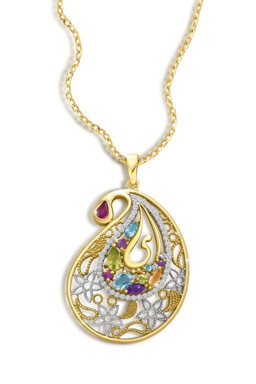 هدايا عيد الام من مجوهرات داماس14