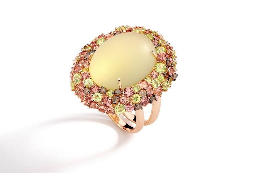 هدايا عيد الام من مجوهرات داماس9