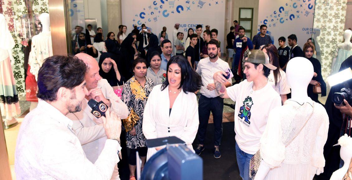 أنوتا تقدم مجموعة محتشمة للمرأة الخليجية