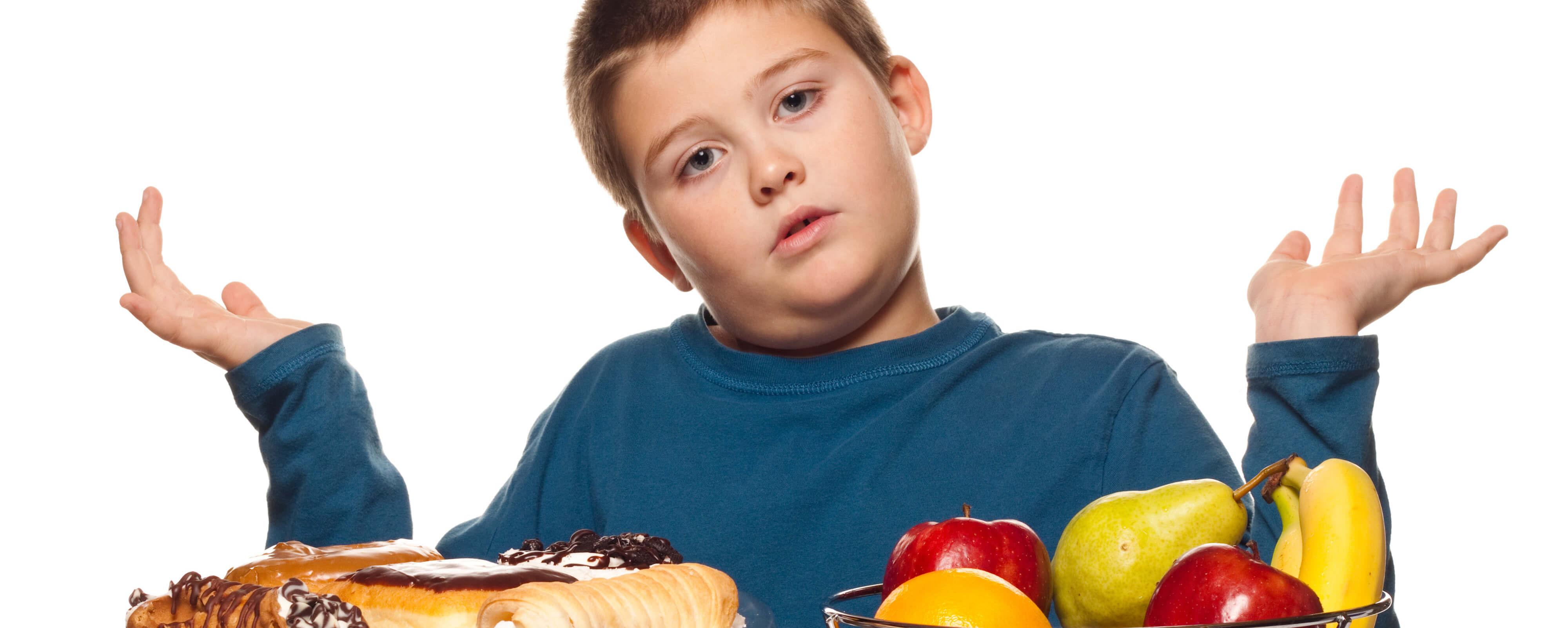 الوقاية من سمنة الاطفال