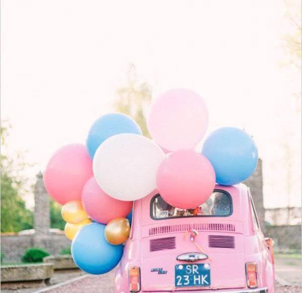 بالونات السيارات