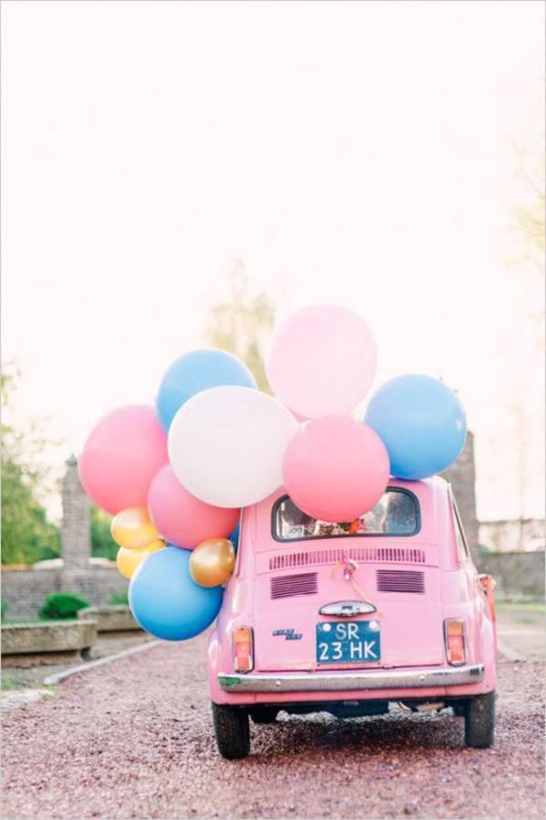 بالونات-السيارات