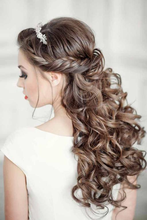 تسريحة-شعر-العروس