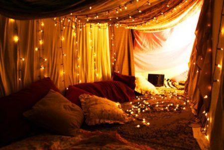 تصميم غرفة نوم للعروسين