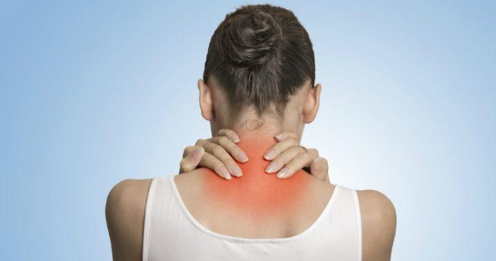 الإجهاد العضلي للرقبة