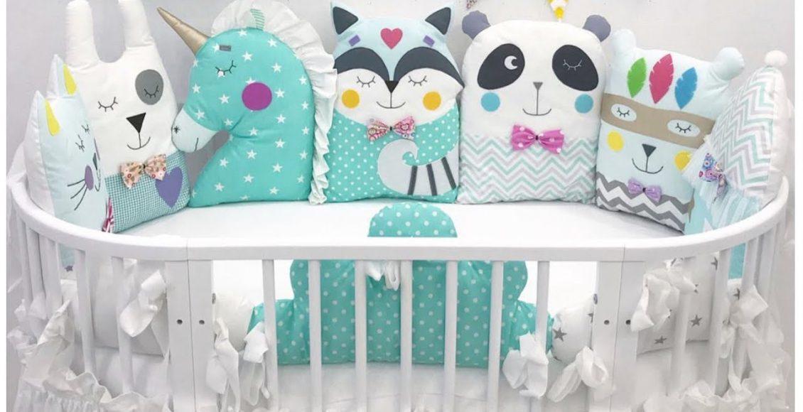 سرير للاطفال حديثي الولادة