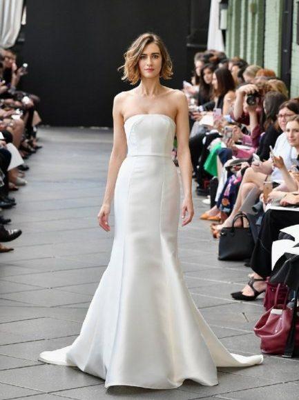 فستان متفرد من نوعه
