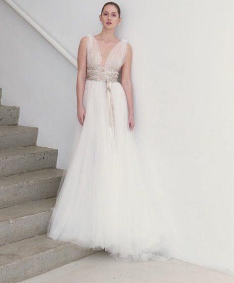 فستان francesca miranda