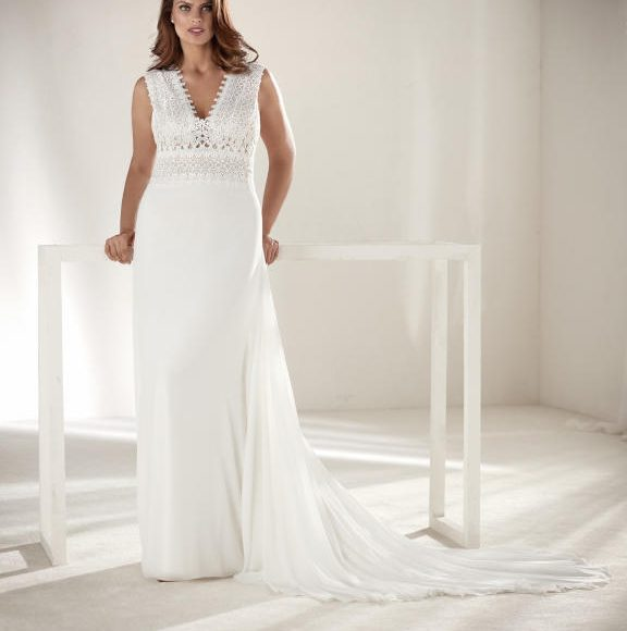 فستان زفاف كت