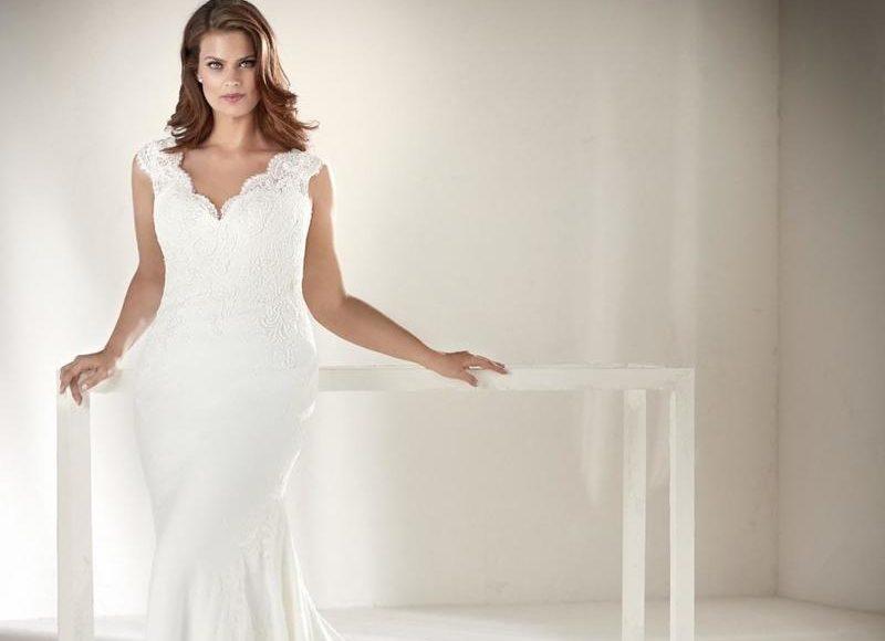 موديل فستان زفاف