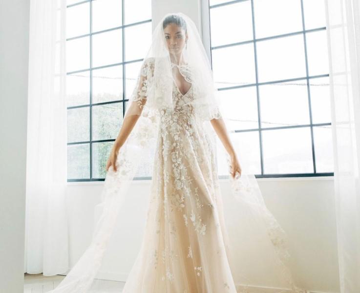 فستان-شانيل-من-زهير-مراد