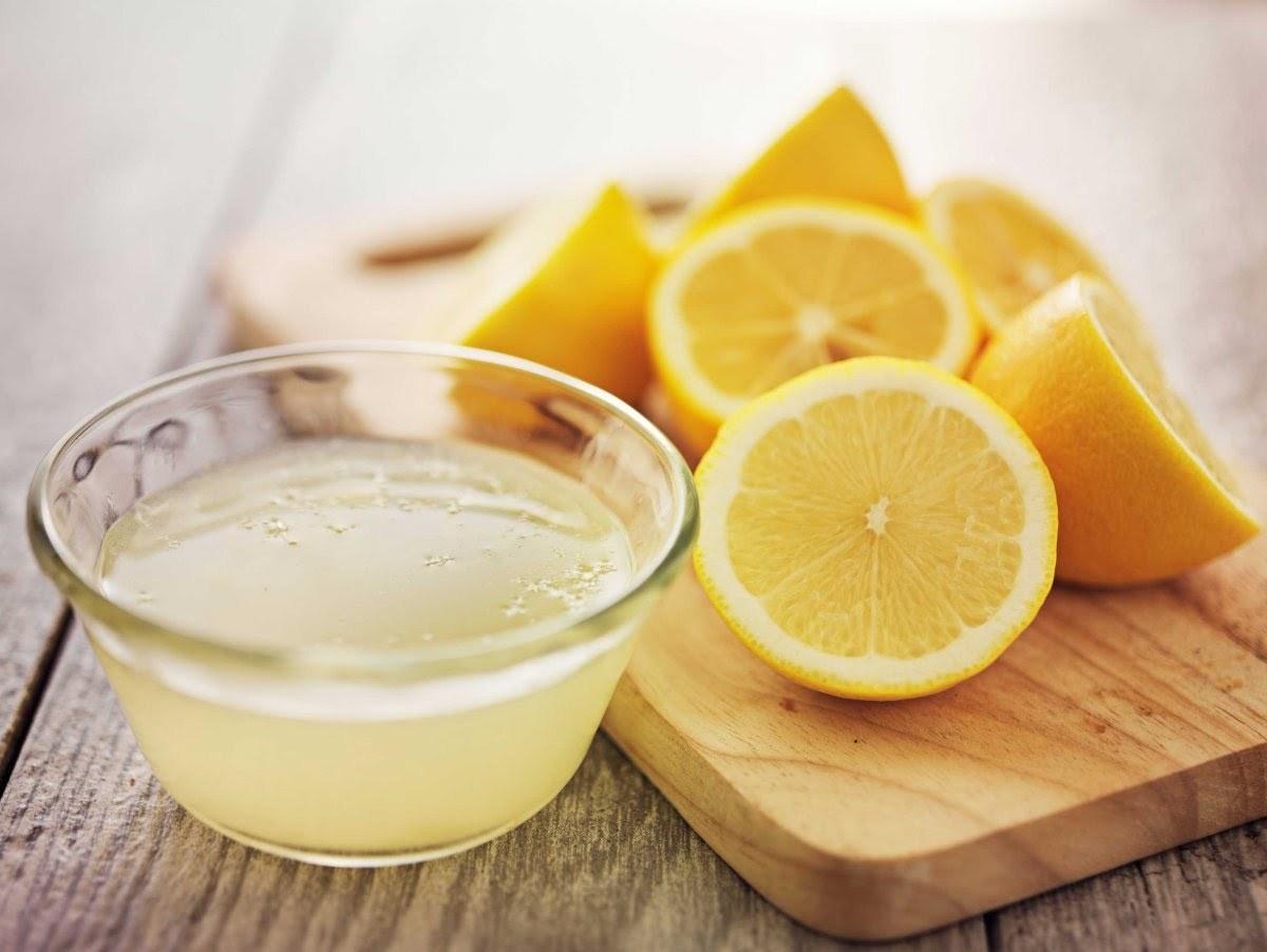 فوائد الليمون للبشرة الدهنية