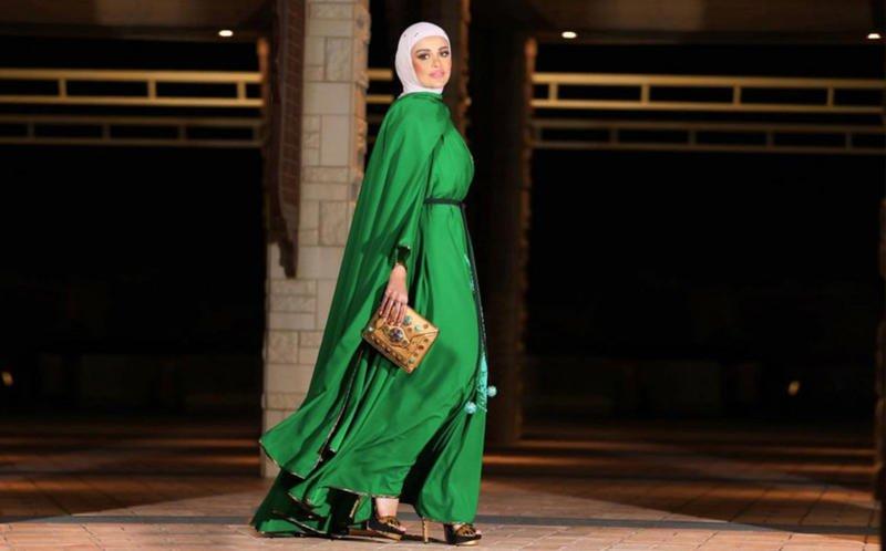 قفطان رمضان على طريقة مدونات الموضة