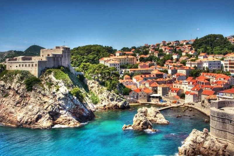 المنتجعات السياحية في كرواتيا