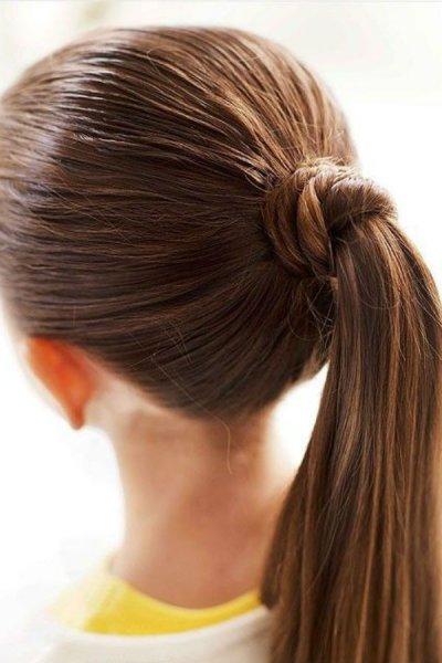 لفة-شعر