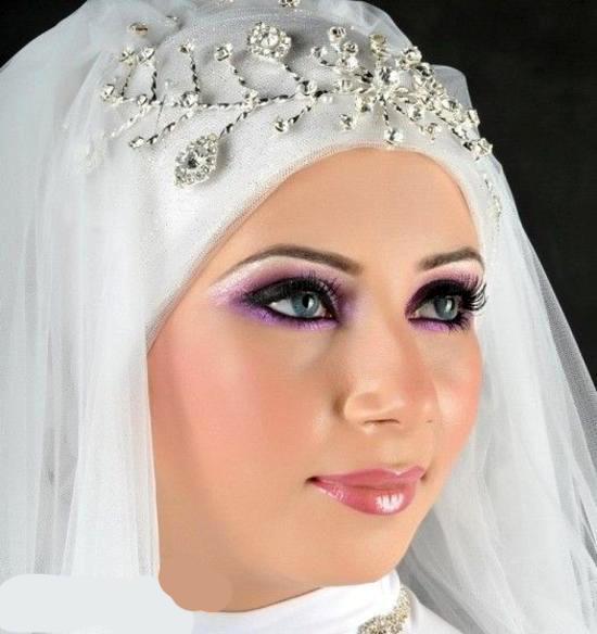 مكياج-زهري-ناعم
