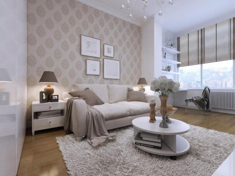 ورق-الجدران-منقوش-في-غرفة-المعيشة