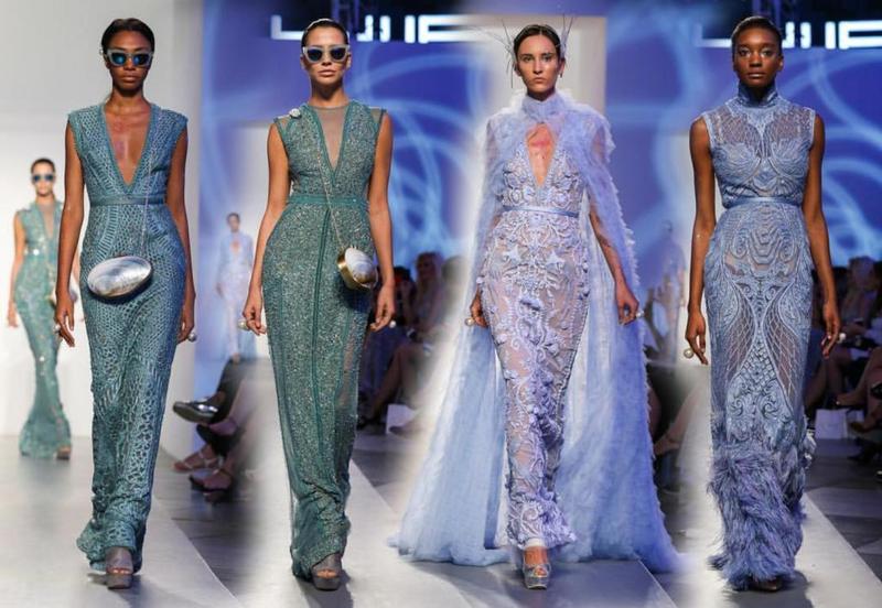 اسبوع الموضة العربي