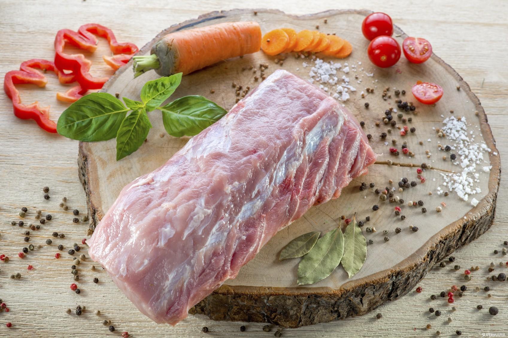 تتبيلات اللحوم