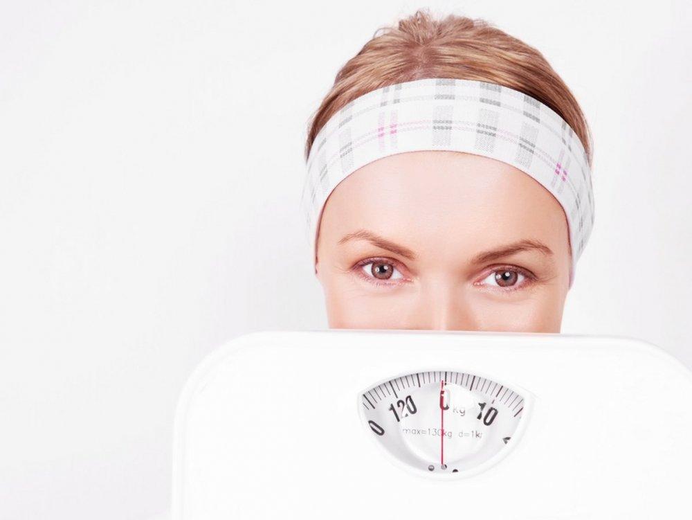تثبيت الوزن في رمضان