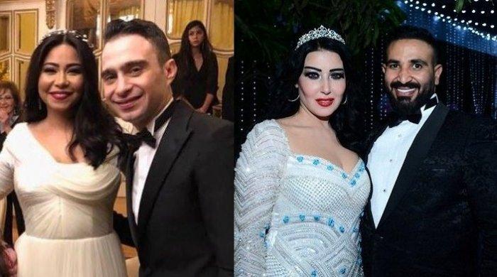 سمية تغيب عن سحور زوجها مع شيرين وحسام
