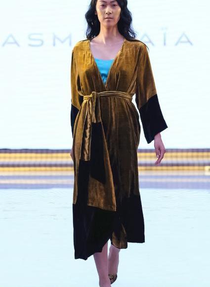 اسبوع الموضة في دبي