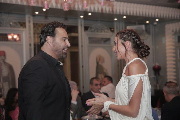 النجم اللبناني-والممثلة-اللبنانية-داليدا-خليل
