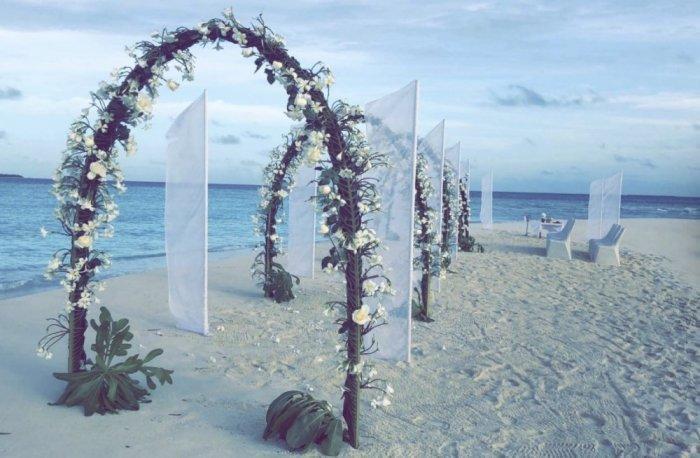 تجهيزات حفل الزفاف