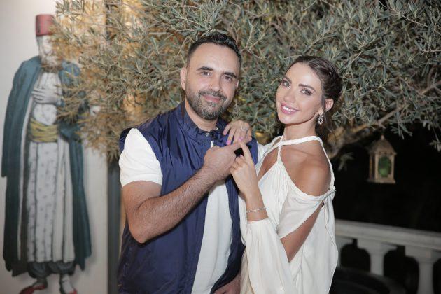 داليدا-خليل-ورجل-الأعمال-اللبناني-علي-الأتات