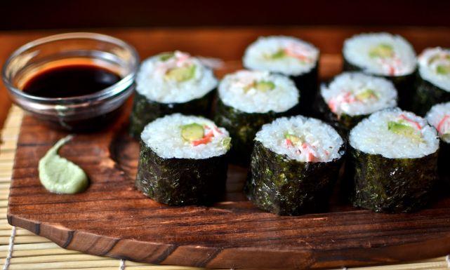 السوشي الياباني