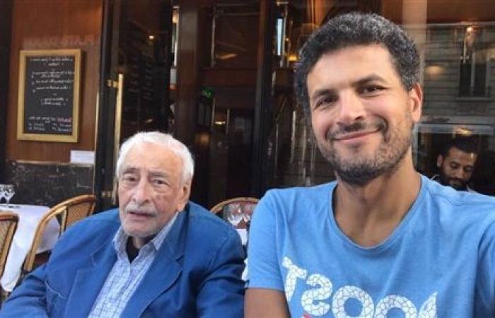 الفنان المصري يتلقى العلاج في فرنسا