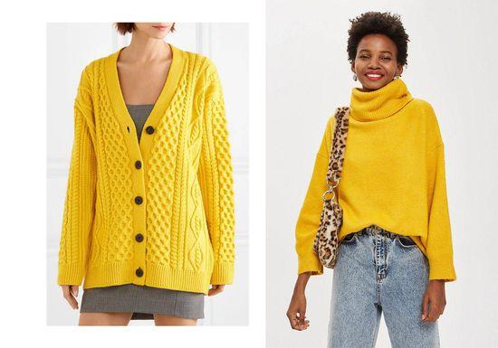 اللون-الأصفر