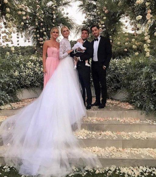 زفاف اشهر مدوني الموضة