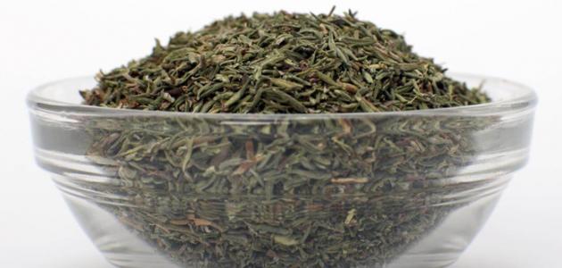 فوائد شاي الزعتر للتنحيف