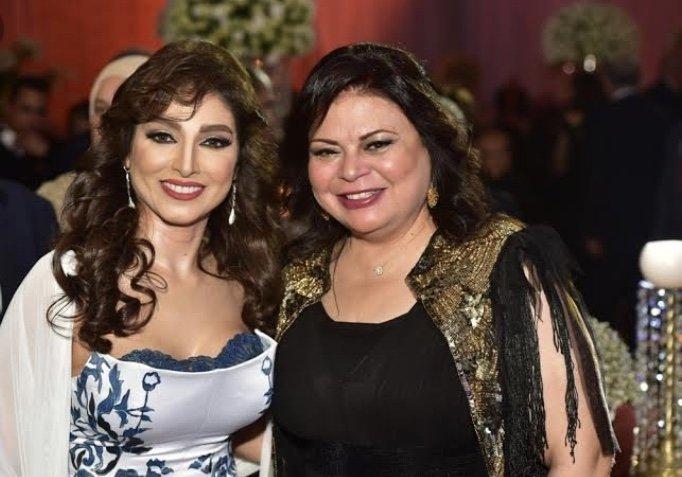 ماجدة-زكي-مع-روجينا