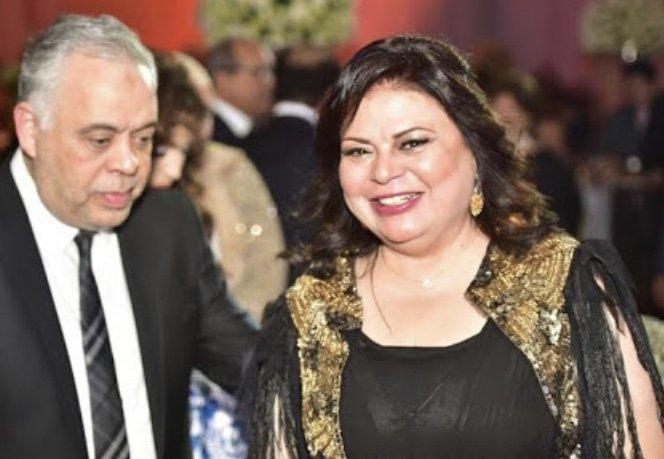 ماجدة-زكي-مع-شقيقها-اشرف-زكي