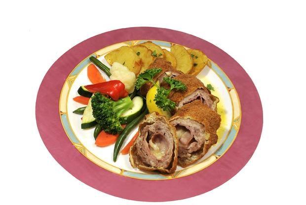 طريقة عمل كوردن بلو اللحم